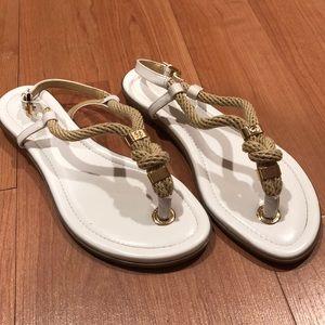 Michael Kors rope sandal